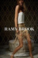 MARTHA HUNT for Ramy Brook, Spring 2018