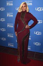 MARY J. BLIGE at 33rd Santa Barbara International Film Festival 02/03/2018