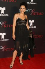 MAYRA ROJAS at Enemigo Intimo TV Show Premiere in Mexico City 02/15/2018