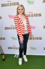 MEG DONNELLY at Zombies Premiere in Burbank 02/03/2018