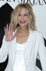MEG RYAN at Christian Siriano Fashion Show at NYFW in New York 02/10/2018