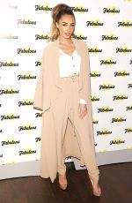 MEGAN MCKENNA at Fabulous Magazine 10th Birthday Party in London 02/06/2018