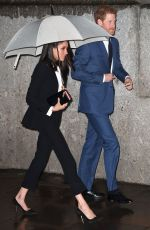 MEGHAN MARKLE at Annual Endeavour Fund Awards at Goldsmiths Hall in London 02/01/2018