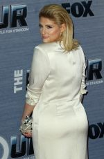 MEGHAN TRAINOR at The Four: Battle for Stardom Viewing Party in West Hollywood 02/08/2018