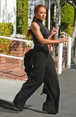 MELANIE BROWN Out Shopping in Los Angeles 02/06/2018