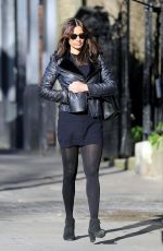 MELANIE SYKER Out and About in London 02/12/2018