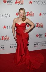 MELISSA JOAN HART at Go Red for Women Red Dress Collection 2018 Presented by Macy's in New York 02/08/2018