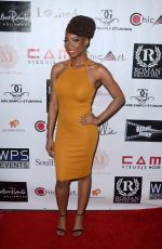 MERCEDES C. YOUNG at 4th Annual Roman Media Pre-Oscars Event in Hollywood 02/26/2018