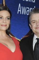 MEREDITH SALENGER at Writers Guild Awards 2018 in Beverly Hills 02/11/2018
