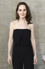 MICHELLE DOCKERY at Roland Mouret Fashion Show in London 02/18/2018
