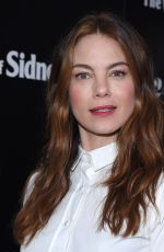 MICHELLE MONAGHAN at The Vanishing of Sidney Hall Premiere in Los Angeles 02/23/2018