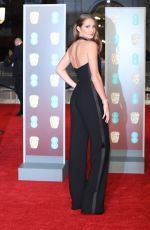 MILLIA MACKINTOSH at BAFTA Film Awards 2018 in London 02/18/2018