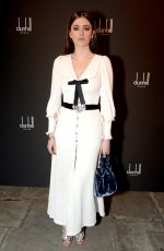 MILLIE BRADY at Dunhill and GQ Pre-bafta Filmmakers Dinner Party in London 02/15/2018