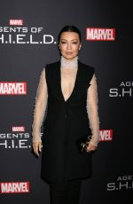 MING-NA WEN at Agents of S.H.I.E.L.D. 100th Episode Celebration in Hollywood 02/24/2018