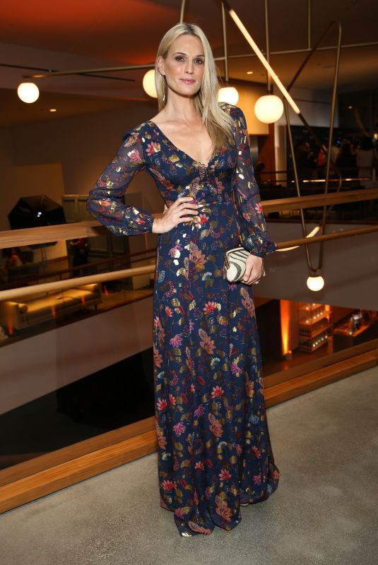 MOLLY SIMS at Rachel Zoe Fall 2018 Collection Presentation in Los Angeles 02/05/2018