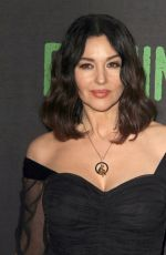 MONICA BELLUCCI at Italian Institute of Culture Los Angeles Creativity Awards in Hollywood 01/31/2018