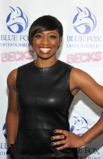 MONTEGO GLOVER at Becks Premiere at Alamo Drafthouse Theater in Brooklyn 02/05/2018