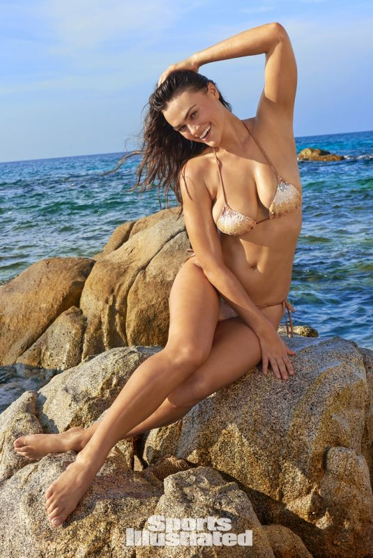 MYLA DALBESIO in Sports Illustrated Swimsuit 2018 Issue