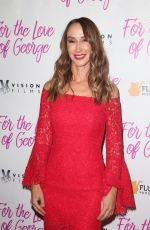 NADIA JORDAN at For the Love of George Premiere in Los Angeles 02/12/2018