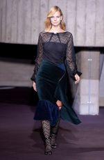 NADINE LEOPOLD at Roland Mouret Show at London Fashion Week 02/18/2018