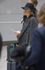 NAOMI WATTS Arrives at Heathrow Airport in London 02/16/2018