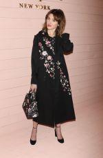 NATALIA DYER at Kate Spade Presentation at New York Fashion Week 02/09/2018