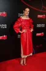 NATALIA VODIANOVA at Fabulous Fund Fair 2018 in London 02/20/2018