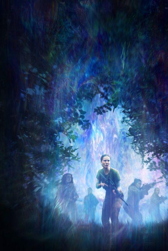 NATALIE PORTMAN - Annihilation Movie stills