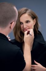 NATALIE PORTMAN for Diorskin Forever Undercover 2018 Campaign