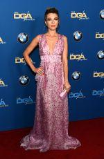 NATALIE ZEA at 2018 Directors Guild Awards in Los Angeles 02/03/2018