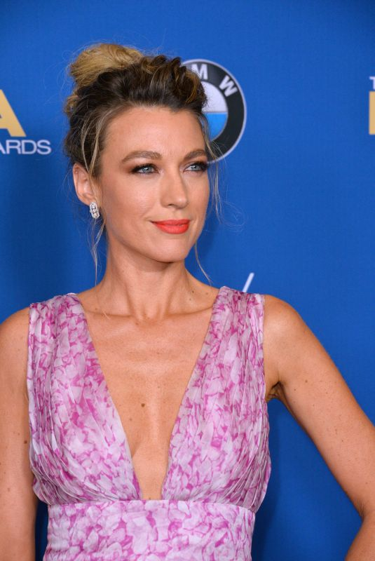 NATALIE ZEA at 2018 Directors Guild Awards in Los Angeles 02/03/2018
