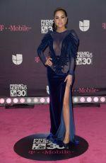 NATTI NATASHA at Premio Lo Nuestro Awards 2018 in Miami 02/22/2018