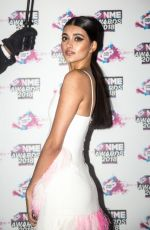 NEELAM GILL at VO5 NME Awards 2018 in London 02/14/2018