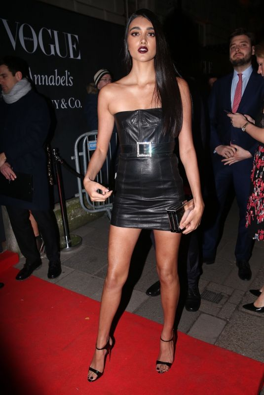 NEELAM GILL at Vogue x Tiffany & Co Bafta Afterparty in London 02/18/2018