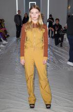 NELL HUDSON at Jasper Conran Show at London Fashion Week 02/17/2018