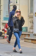 NICKY HILTON in Jeans Out in New York 02/15/2018