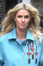 NICKY HILTON Out and About in New York 02/14/2018