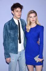 NICOLA PELTZ at Tom Ford Fall/Winter 2018 Fashion Show in New York 02/08/2018