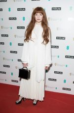 NICOLA ROBERTS at Instyle EE Rising Star Baftas Pre-party in London 02/06/2018