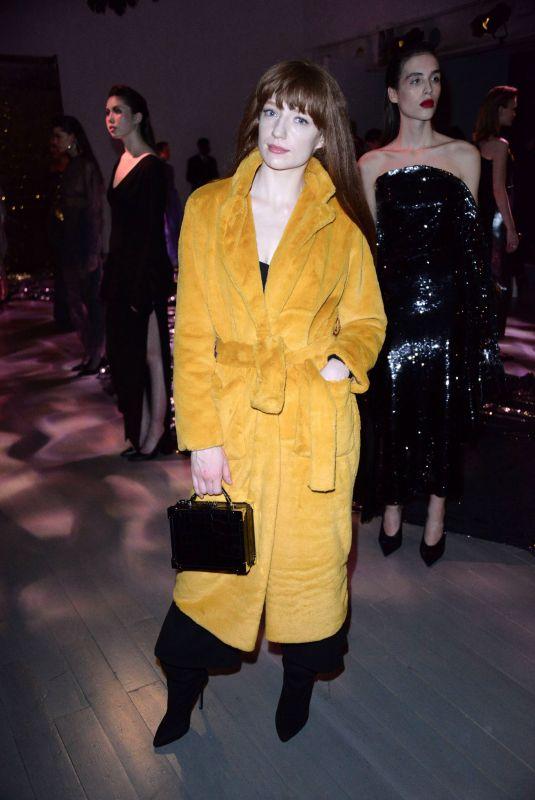 NICOLA ROBERTS at Paula Knorr Fashion Show at LFW in London 02/19/2018