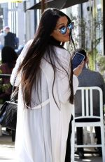 NIKKI BELLA Out and About in Beverly Hills 02/05/2018