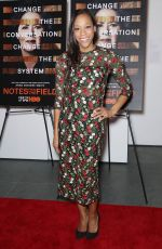 NIKKI M. JAMES at Notes from the Field Special Screening in New York 02/21/2018