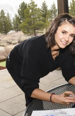 NINA DOBREV at Inaugural Mammoth Film Festival in Mammoth Lakes 02/10/2018