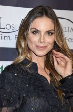 NINA SENICAR at Los Angeles Italia Film, Fashion and Art Festival 02/25/2018