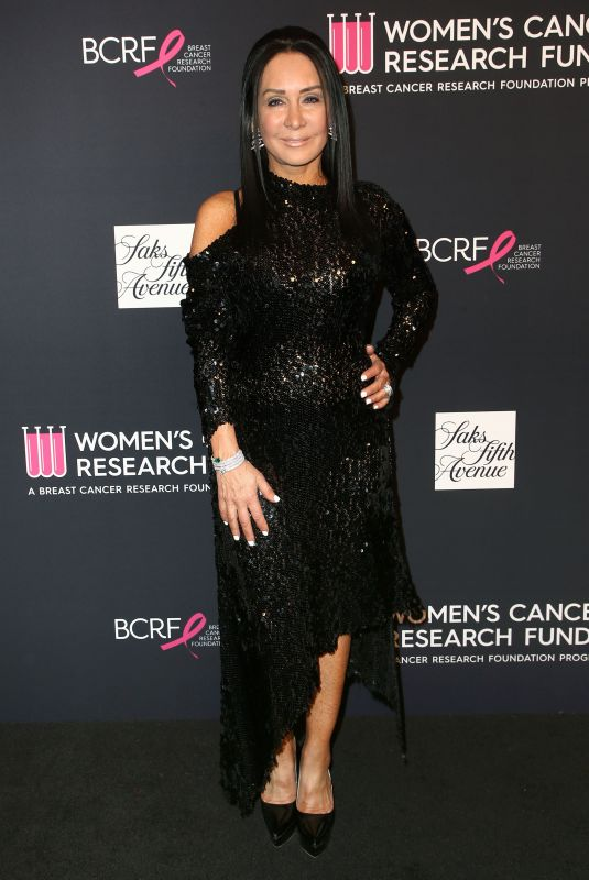 NJ GOLDSTON at Womens Cancer Research Fund Hosts an Unforgettable Evening in Los Angeles 02/27/2018
