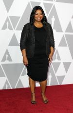 OCTAVIA SPENCER at 90th Annual Oscars Nominees Luncheon in Beverly Hills 02/05/2018