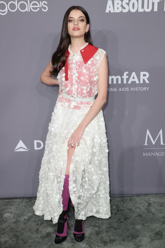 ODEYA RUSH at Amfar Gala 2018 in New York 02/07/2018