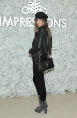 OLGA SAFARI at Gretchen Christine x Impressions Vanity PopUpParty in West Hollywood 02/10/2018