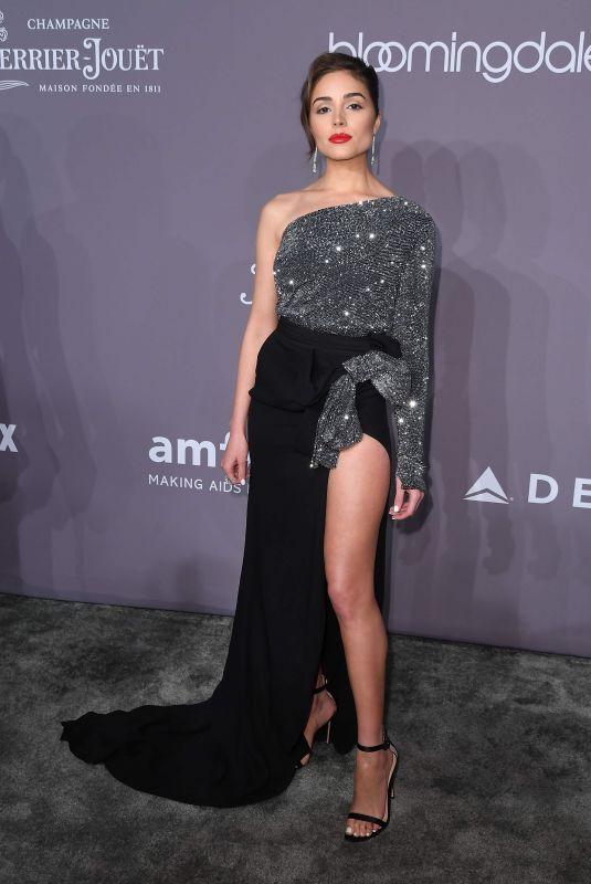 OLIVIA CULPO at Amfar Gala 2018 in New York 02/07/2018