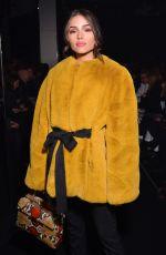 OLIVIA CULPO at Lanvin Show at Paris Fashion Week 02/28/2018